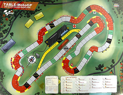 MotoGP Board Game