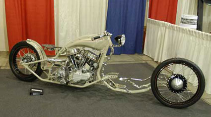 Americas Most Beautiful Motorcycle