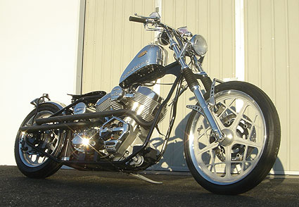 Chopper Daves X-Wedge Chopper