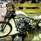 Custom flathead by Thunderbike