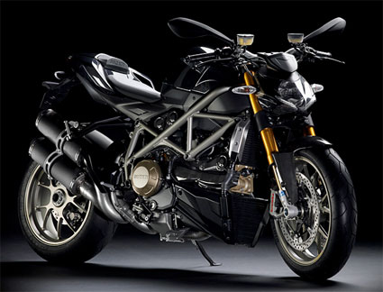 Ducati Streetfighter 2010. The new Ducati Streetfighter