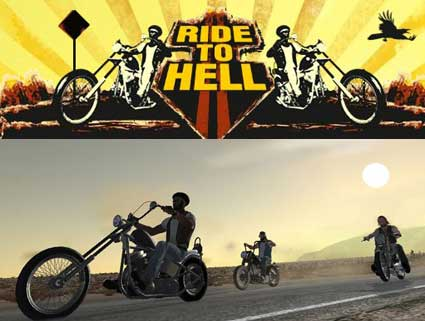 Ride to Hell – New motorcycle game coming | Helmet Hair - Motorcycle ...